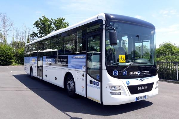 Transport scolaire en Bretagne