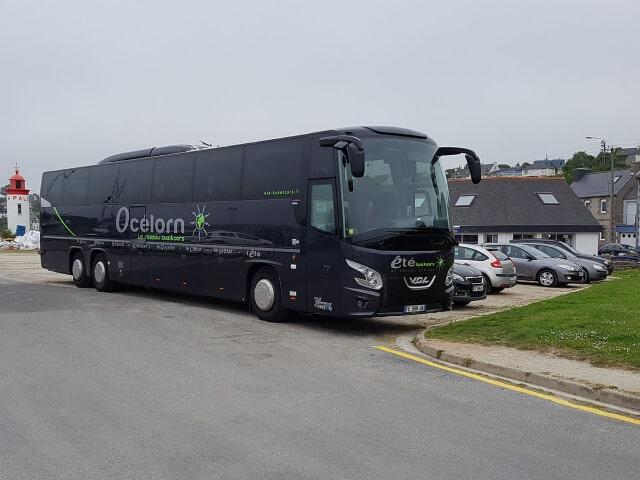 Vos transports en autocars dans le Finistère