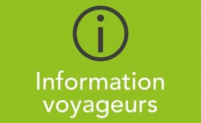 informations-voyageurs-réseau, lignes trafic actualités